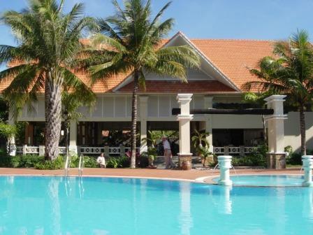 Khách sạn Sài gòn - Côn đảo