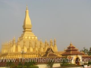 Du lịch Lào: Viêng Chăn - Luông Pha Băng - Xiêng Khoảng - Cửa Lò (8 ngày)