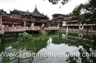 Tour Trung Quốc | Bắc Kinh -Thượng Hải- Hàng Châu -Tô Châu 7 ngày