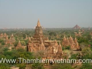 Du lịch Myanmar : TOUR GHÉP MYANMAR-YANGON-KYAIKHTIYO( Golden Rock)-4-Ngày