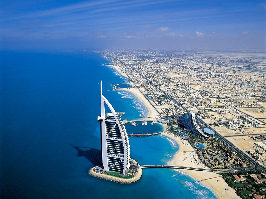 DUBAI - SA MẠC SAFARI - ABU DHABI 06 NGAY 05 DEM