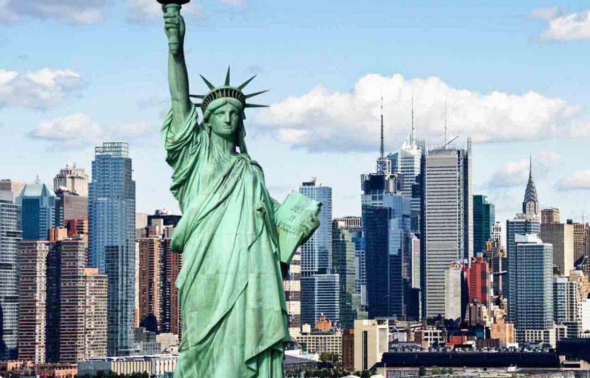 Tour Mỹ liên tuyến Bờ Đông - Bờ Tây 11N10Đ