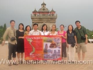 Du lịch Lào: Viêng chăn - Udonthani 5 ngày