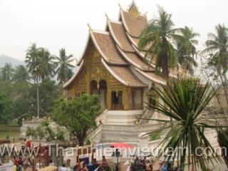 Điện Biên - Tây Trang - Luông pha băng - Xieng khoảng - Viêng Chăn - Cầu Treo 9 ngày