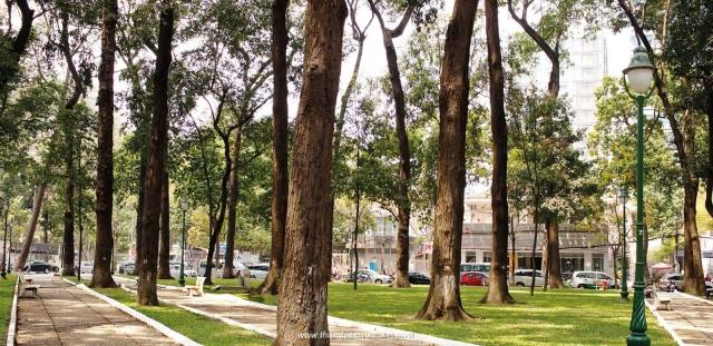 Công viên TP HCM