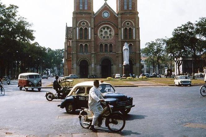 Ảnh cũ về TP HCM (Saigon) trước năm 1975