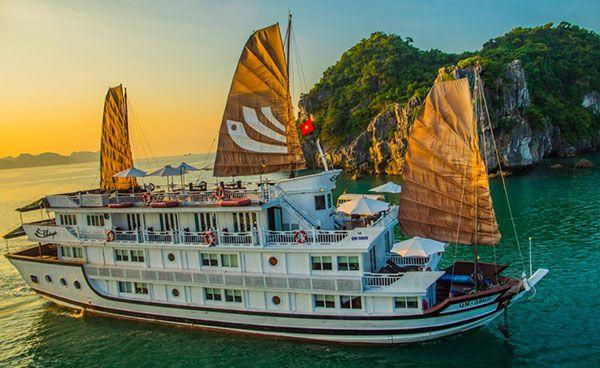 Du thuyền Bhaya classic 4 sao