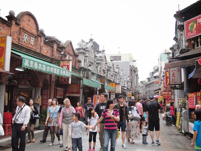 Ghép Tour du lịch Đài Loan- Đài Bắc- Đài Trung - Cao Hùng