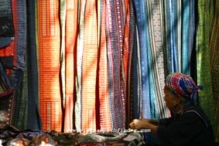 Chợ của đồng bào dân tộc Tà Phìn