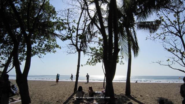 bãi biển tại Bali
