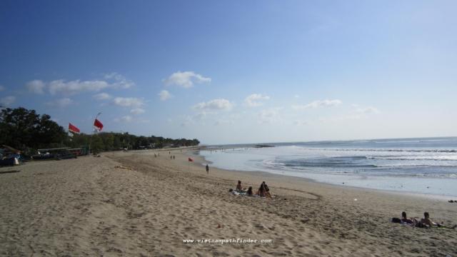 bãi biển bali, indonesia
