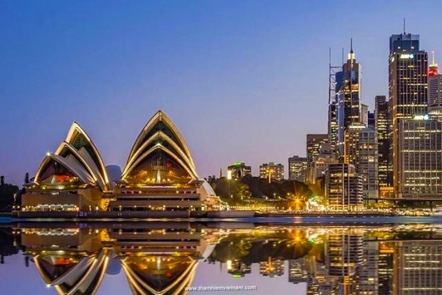 SYDNEY – MELBOURNE 7 ngày 6 đêm