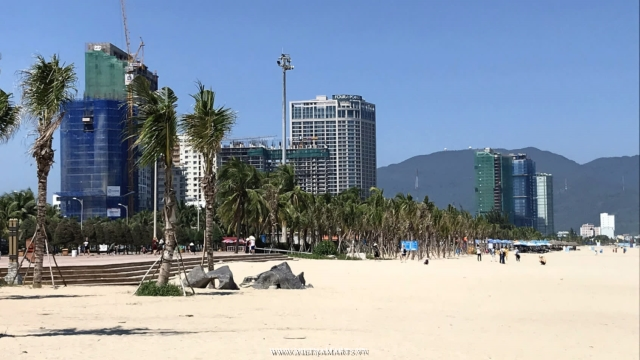 Bãi biển Mỹ Khê- Đà Nẵng
