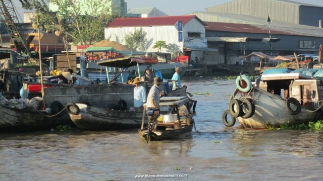 Cần thơ- Miền Tây Sông Nước