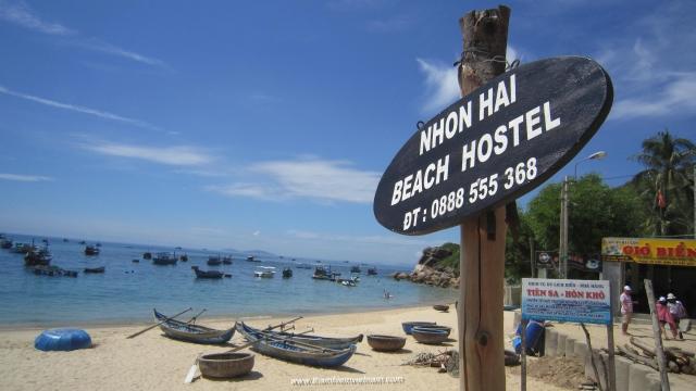 bãi biển quy nhơn- bình định
