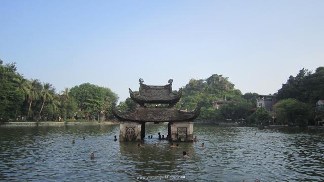 chùa thầy, Hà Tây
