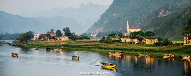 Phong Nha- Quảng Bình