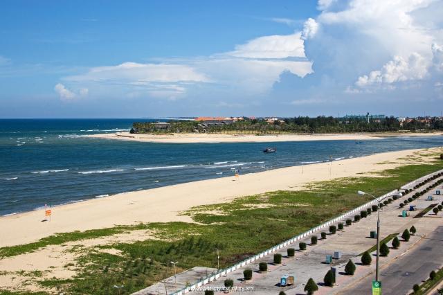 Biển Nhật Lệ - Đồng Hới- Quảng Bình