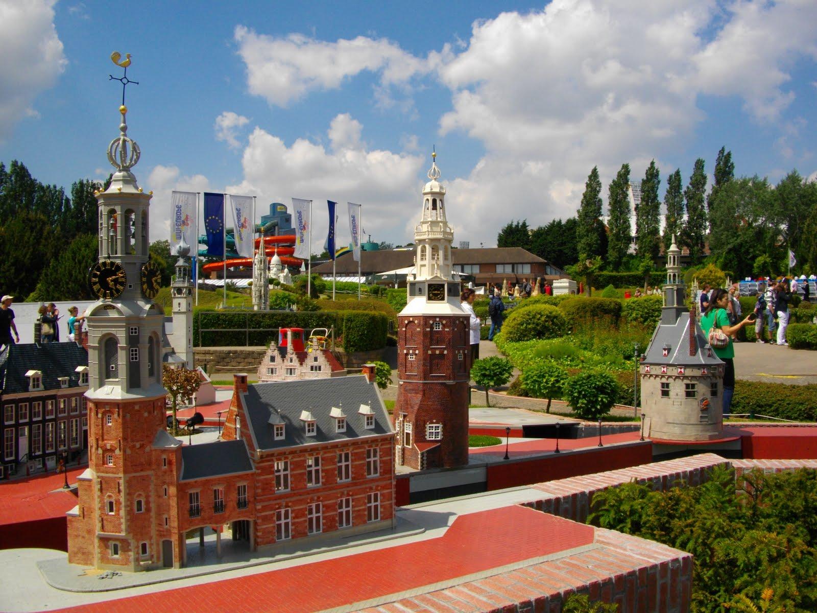 Công viên Mini Europe