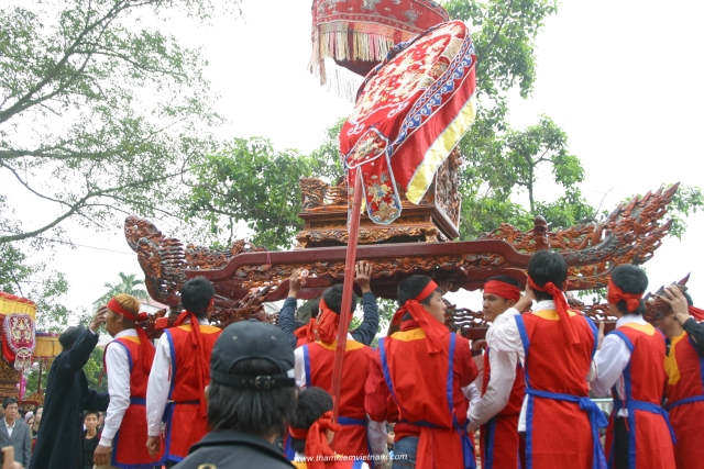 Lễ hội làng Sơn Đồng