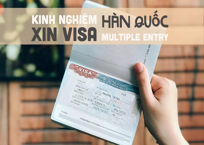 Dịch Vụ Làm Visa Hàn Quốc - Nhanh, Giá Tốt, Tỷ Lệ Đỗ Cao
