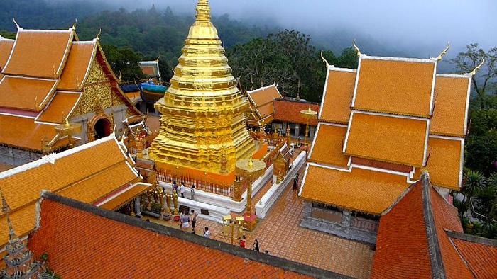 Ngôi chùa Phrathat Doi Suthep