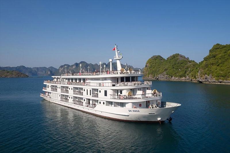 Athena Royal Cruise 3 ngày 2 đêm