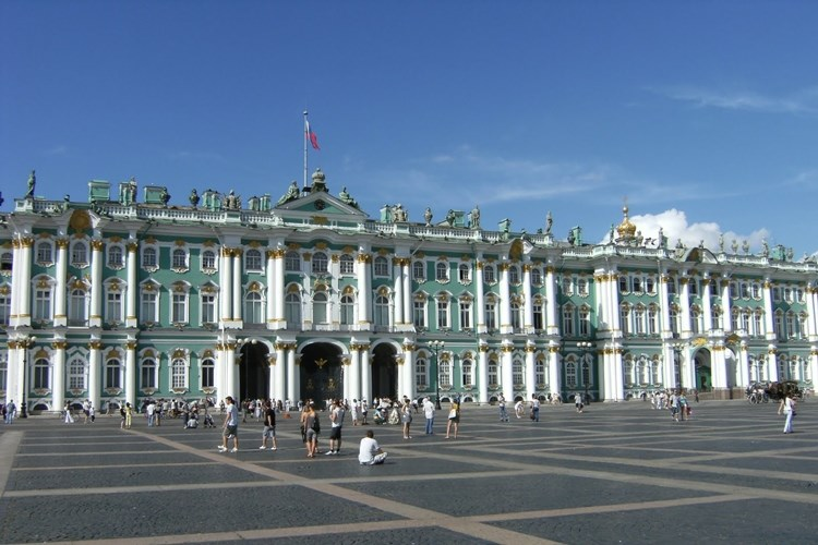 Du lịch Nga: Bảo tàng tranh thế giới Hermitage