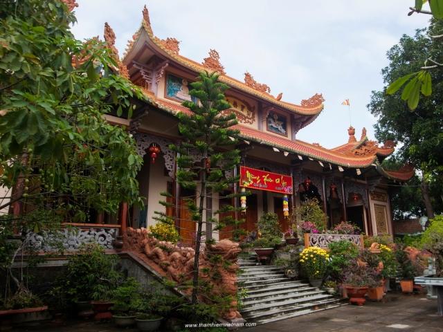 Chùa Bảo Lâm Phú Yên