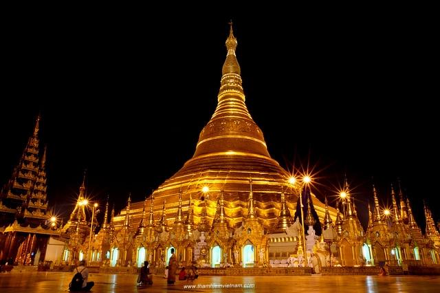 Bộ sưu tập ảnh đẹp thành phố Mandalay - Myanmar