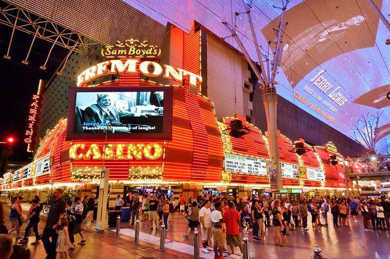 Thiên đường casino Las Vegas