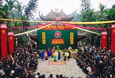 Hình ảnh lễ hội chùa Hương