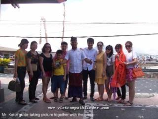thăm quan bali, indonesia