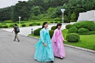 Các cô gái Triều Tiên