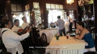 nhà hàng tai manila, phillipines