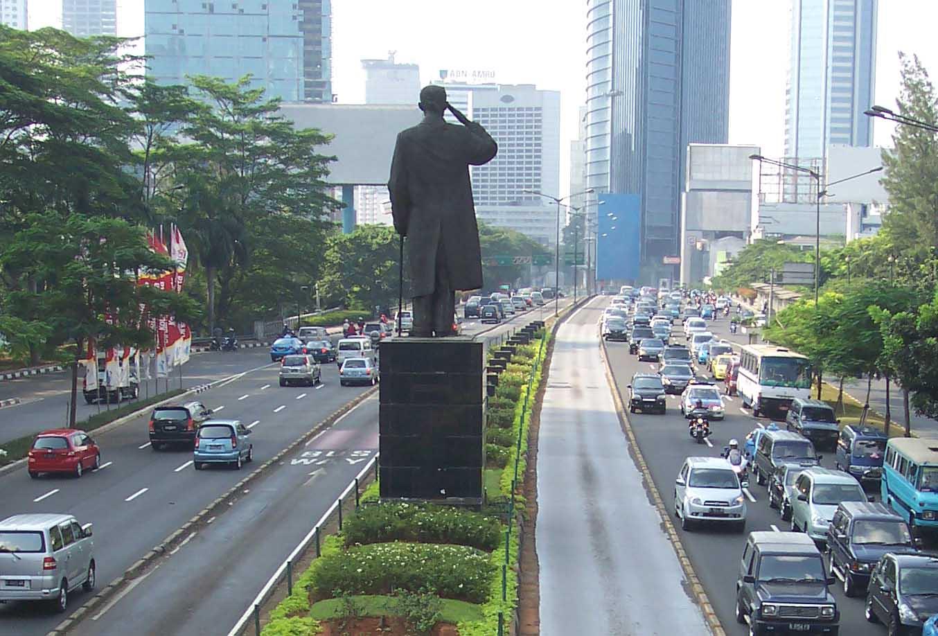 Vé máy bay giá rẻ đi jakarta (Indonesia)