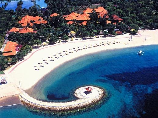 Bãi biển Tanjung Benoa - Indonesia