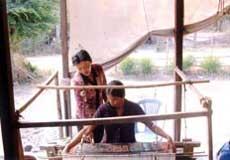 Làng dệt thổ cẩm Văn Giáo