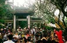 Hội chùa Tây Phương
