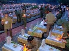 Nghĩa trang liệt sĩ Trường Sơn