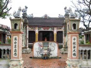 Lễ hội đền Nguyễn Sư Hồi