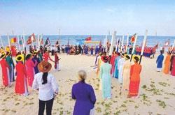 Hội làng Bảo Ninh
