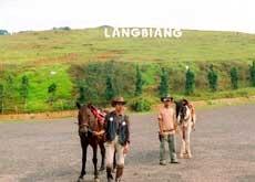 Núi Lang Bian
