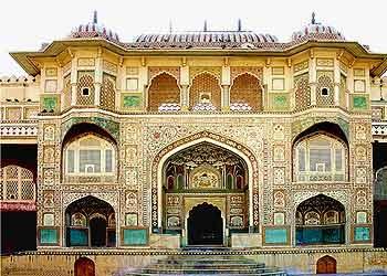 Pháo đài Amber - Ấn Độ