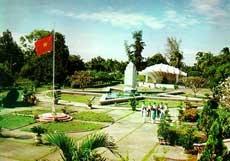 Khu di tích cụ Phó bảng Nguyễn Sinh Sắc