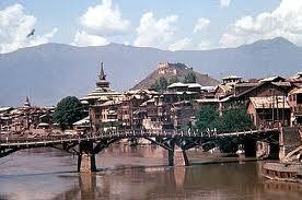 Thành phố Srinagar - Ấn Độ