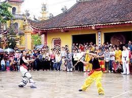 Hội làng Cao Đài