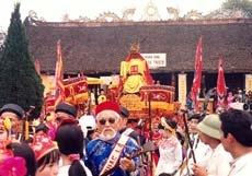 Lễ hội Chử Đồng Tử
