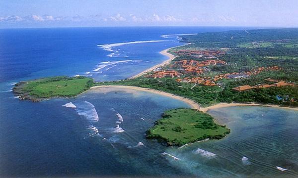 Bãi biển Nusa Dua - Indonesia