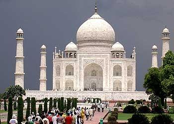 Đền Tajmahal - Ấn độ